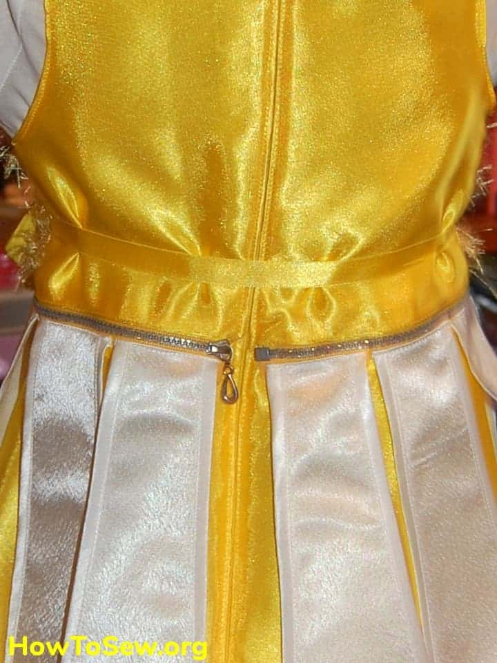 How To Sew chamomile dress with your own hands.